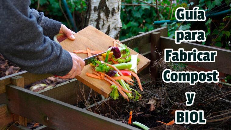 Guía para Fabricar Compost y BIOL - Guias PDF