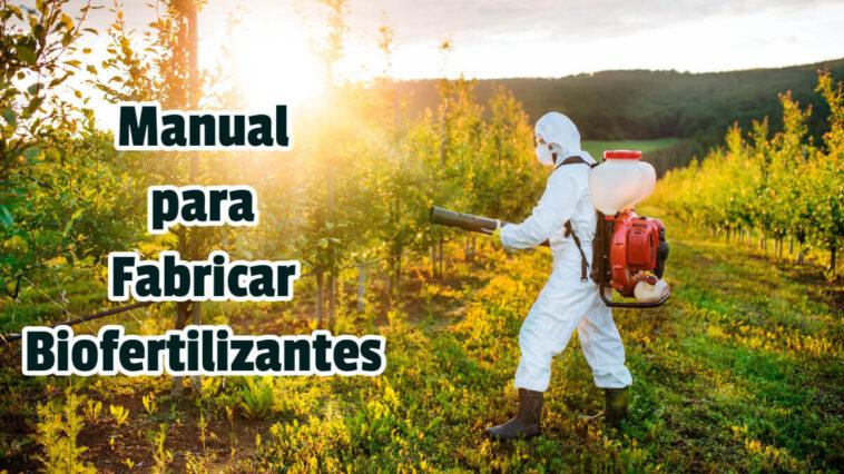 Manual para Fabricar Biofertilizantes - Guias PDF